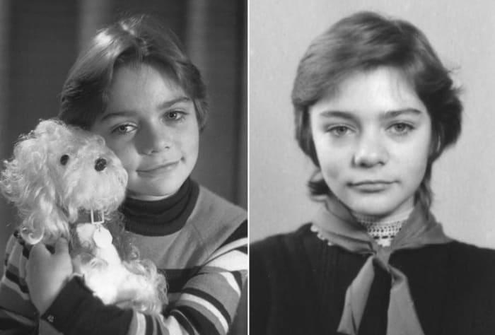 Вот куда подевалась самая красивая девочка СССР